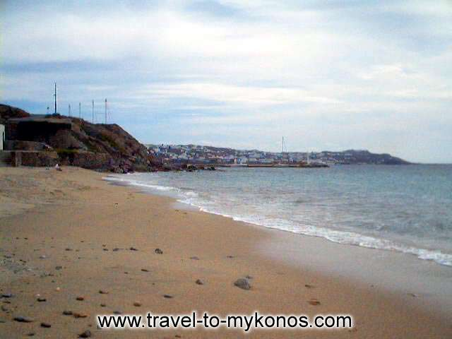 AGIOS STEFANOS BEACH - Agios Stefanos is one of the beaches that you have to visit.