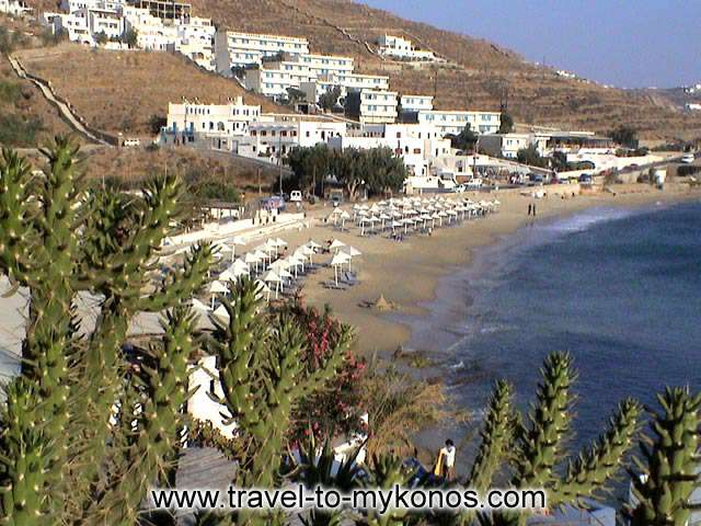 AGIOS STEFANOS BEACH - Agios Stefanos is a popular tourist resort with a beautiful sandy beach.