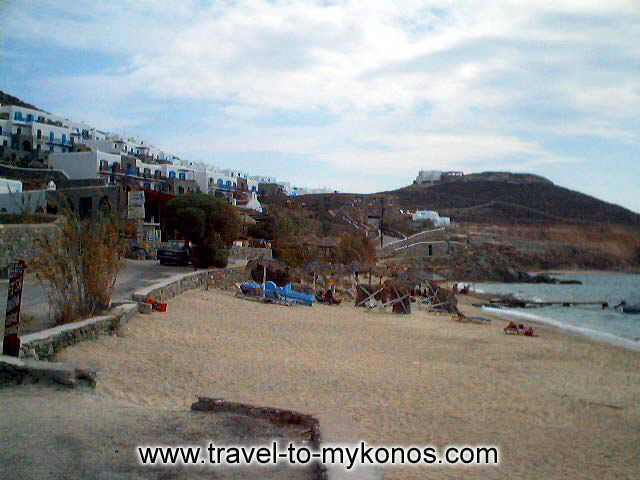 AGIOS IOANNIS BEACH - Near in the sea function hotels that offer in their visitors all the comforts.