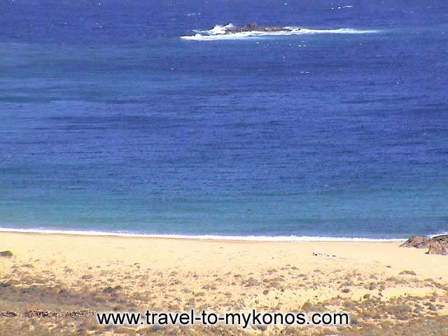 AGIOS SOSTIS BEACH - Enjoy your sunbathing...