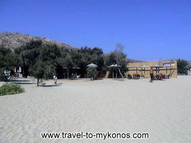 AGRARI BEACH - Agrari beach is found in a wonderful location and it deserves to visit.