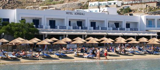 ACROGIALI HOTEL  HOTELS IN  PLATYS YIALOS