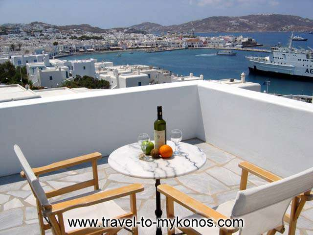 We at Porto Mykonos Hotel have paid extra attention in order to create highly distinguished ambience which will add to your stay with us. CLICK TO ENLARGE