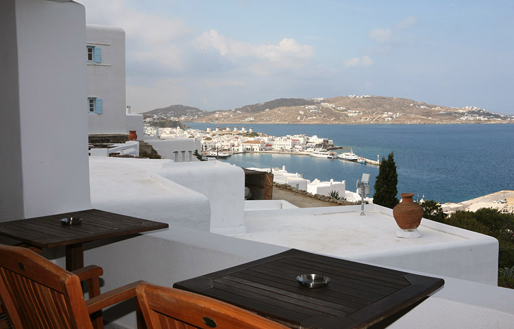 MADALENA HOTEL IN  Mykonos (Chora)