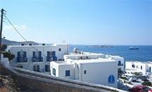ADONIS MYKONOS HOTEL IN  Mykonos  Town  - Vida