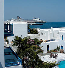 POSEIDON HOTEL APARTMENTS  HOTELS IN  Mykonos town