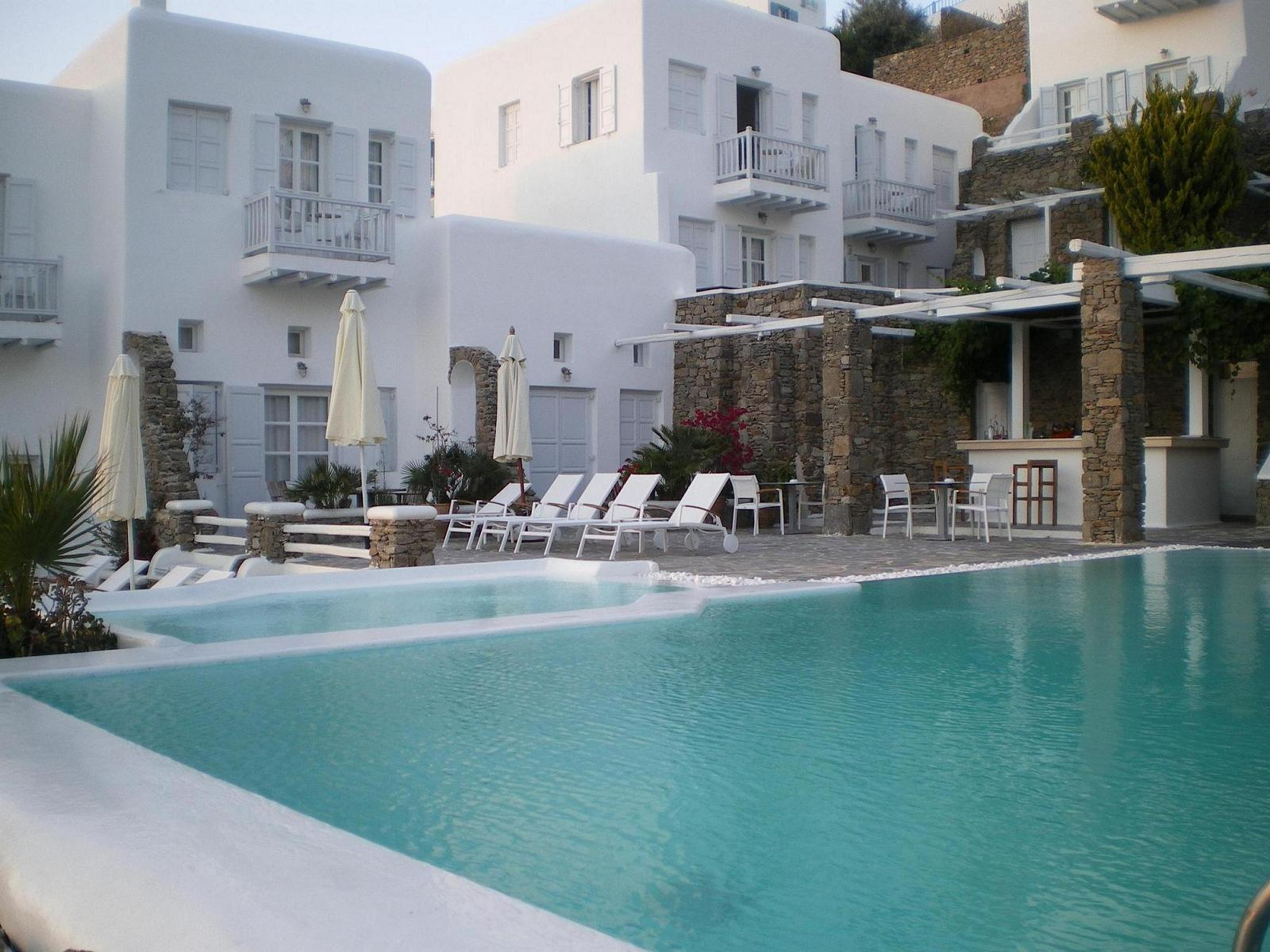 APANEMA RESORT HOTEL  HOTELS IN  P.O. Box 612 Mykonos Town