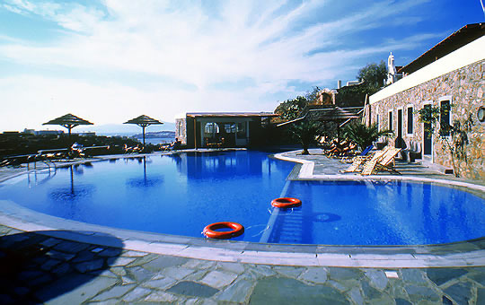 SAN ANTONIO SUMMERLAND  HOTELS IN  MYKONOS (CHORA)