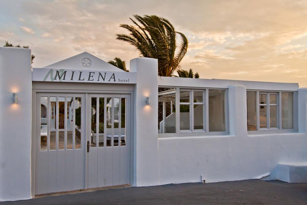 HOTEL MILENA  HOTELS IN  Drafaki