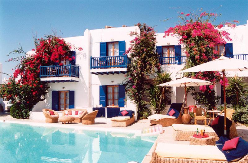 DIONYSOS HOTEL IN  Ornos