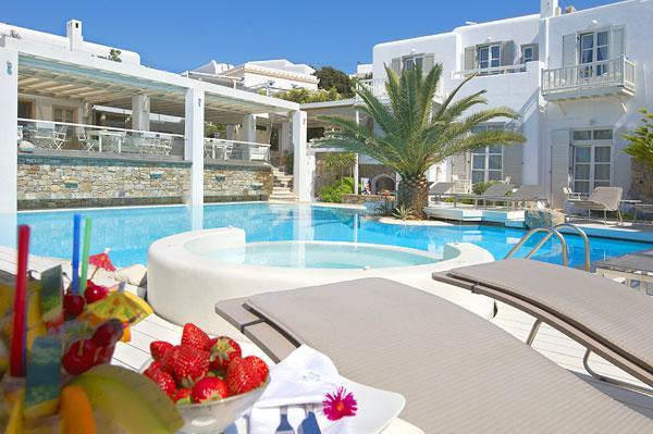 SEMELI HOTEL  HOTELS IN  Mykonos Chora