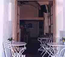 AROMA CAFE IN  MYKONOS (CHORA)