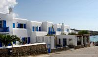 PETINOS HOTEL IN  Platis Yialos