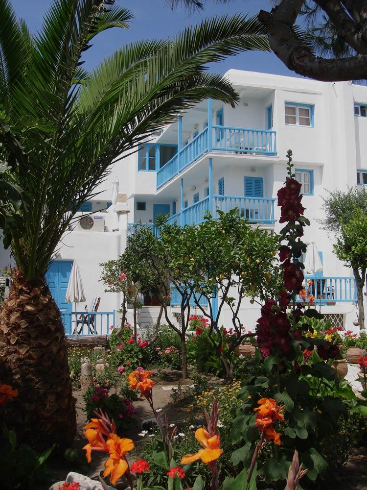 PHILIPPI Hotel IN   25, N. Kalogera Str. Mykonos Town