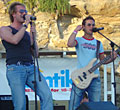 Following the success of the 2005 Rock the Beach event the sponsors Contiki Holidays and InLondon are again hosting three heats in London and extending the final Rock the Beach event to a weekend beach festival held in Mykonos, Greece, on Sept 1st & 2nd 2006. <br><br>