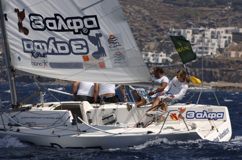 The annual Mykonos Regatta is to be sailed on the 3rd and 4th March 2005. Hosted by RCYC and Mykonos this popular event kicks off with a Downwind Dash From Table Bay to Club 