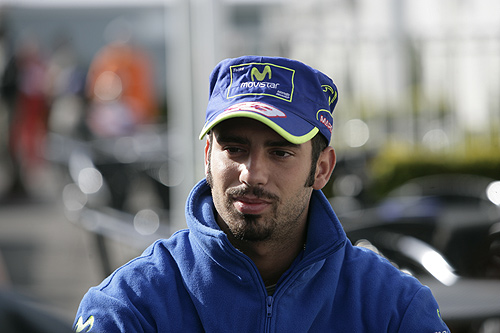 Marco Melandri visited Mykonos for a week on holiday. As he said: <br> <br>
