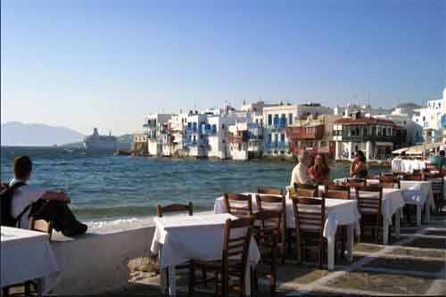 Mykonos awarded No 1 island in Europe by Conde Nast Traveller Readers Choice Award. <br><br>