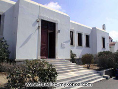 ARCAEOLOGICAL MUSEUM OF MYKONOS